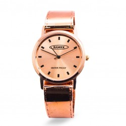 SAFETY COPPER WRISTWATCH...