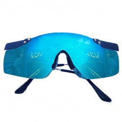 EYEGLASSES WITH REARVIEW...
