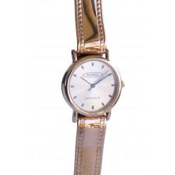 safety copper wristwatch...